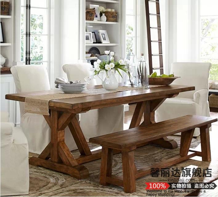 Rita Xin modern minimalist small apartment living room wood dining ...