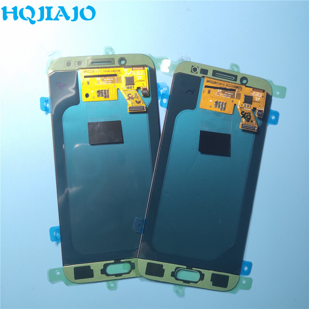 Écran LCD d'origine 3 pièce/lot pour Samsung J530 J5 Pro 2017 J530Y écran tactile numériseur écran LCD pour Samsung Galaxy J530F