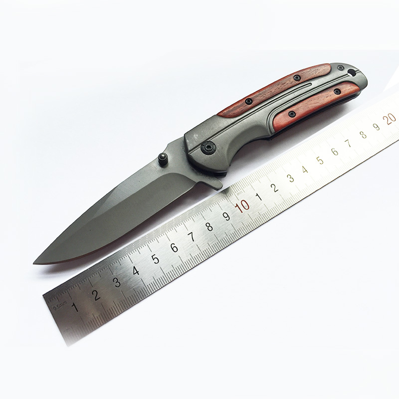 Newest Hot Selling Survival Camping font b Hunting b font font b Knife b font 55HRC3Cr13MOV