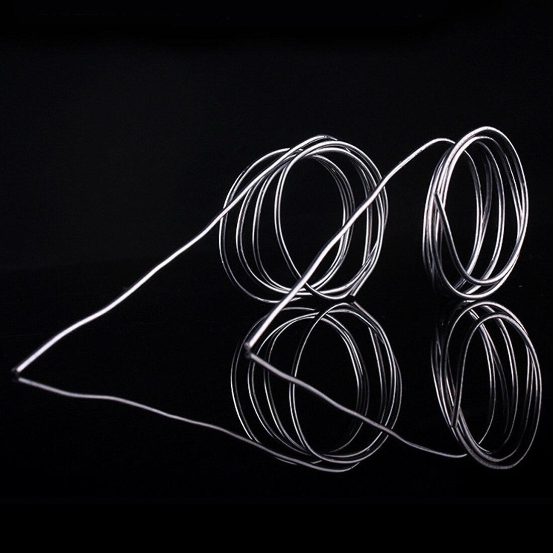 1.5mm 65/80cm Copper Aluminum Weld Flux Cored Wire Low Temperature Aluminium Welding Rod Сварка