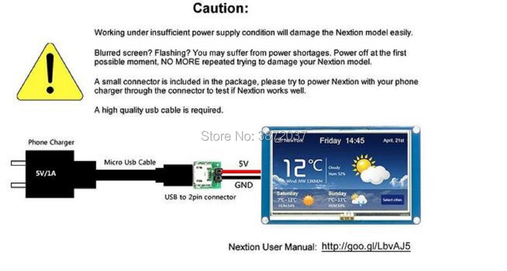 FZ1716E-enhanced nextion display module-4