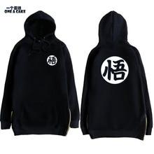 Anime Dragon Ball Cosplay Baseball Jacke Coat Hochschule Beiläufige Hoodies Sweatshirt männer und frauen
