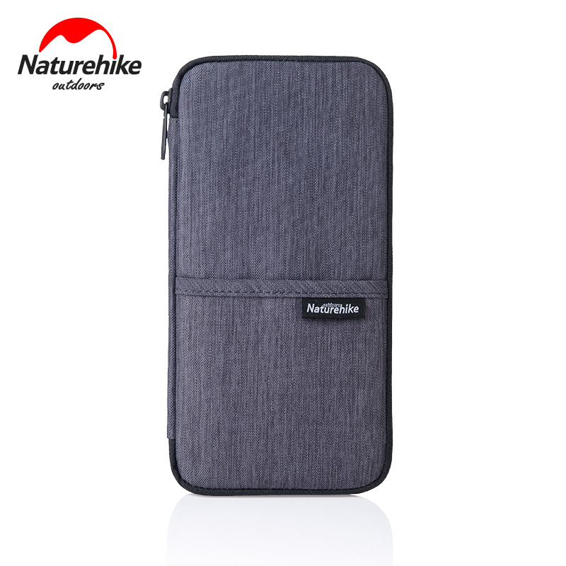 Naturehike Multi functional Bag for Cash Passport Cards Ticket Waterproof Travel Hiking Sports Bags Large Capacity