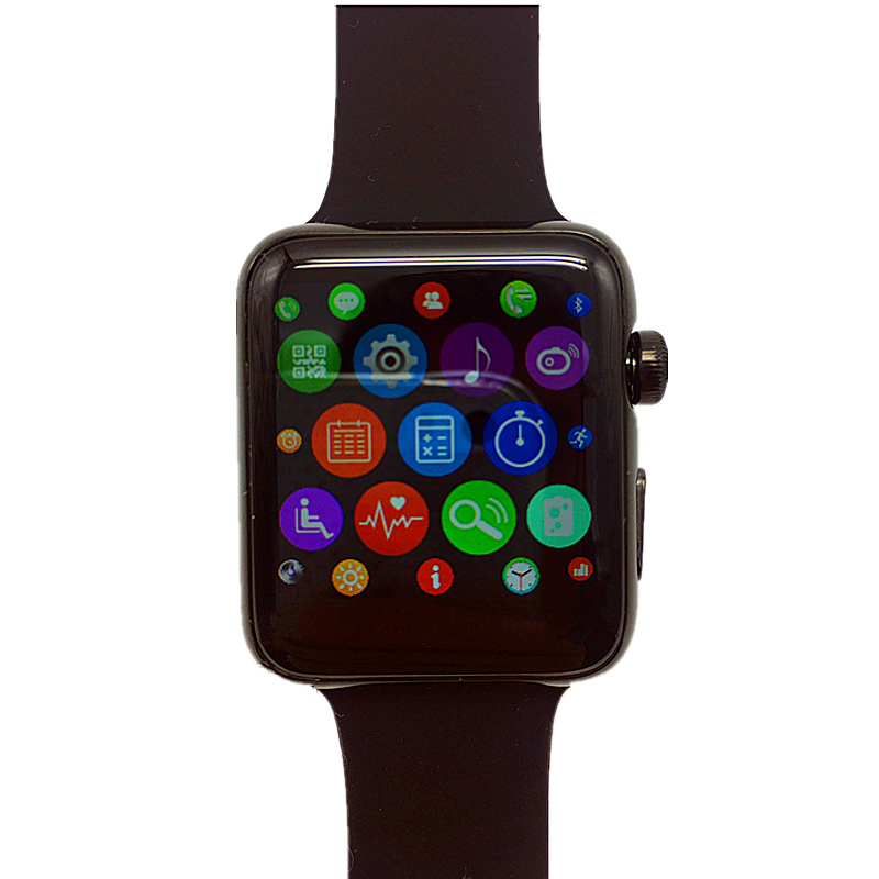 New Bluetooth Smart Watch iwo 2 Upgraded 2nd second Generation smartwatch 1 1 clock for ios