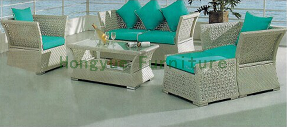 Outdoor garden sofa in rattan sets,outdoor sofa furniture