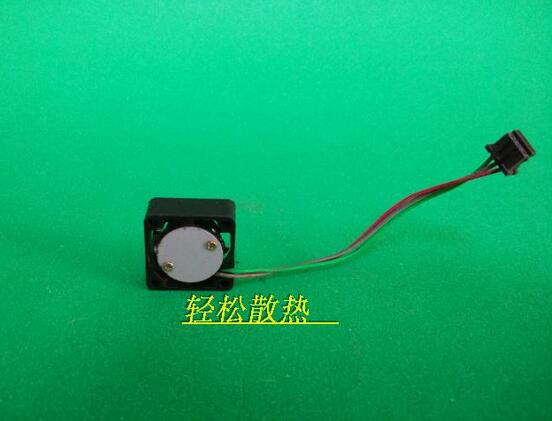 New   F2008ES-05WAV 2cm20*20*08 5V0.11A  3 wire large air volume metal blade fan