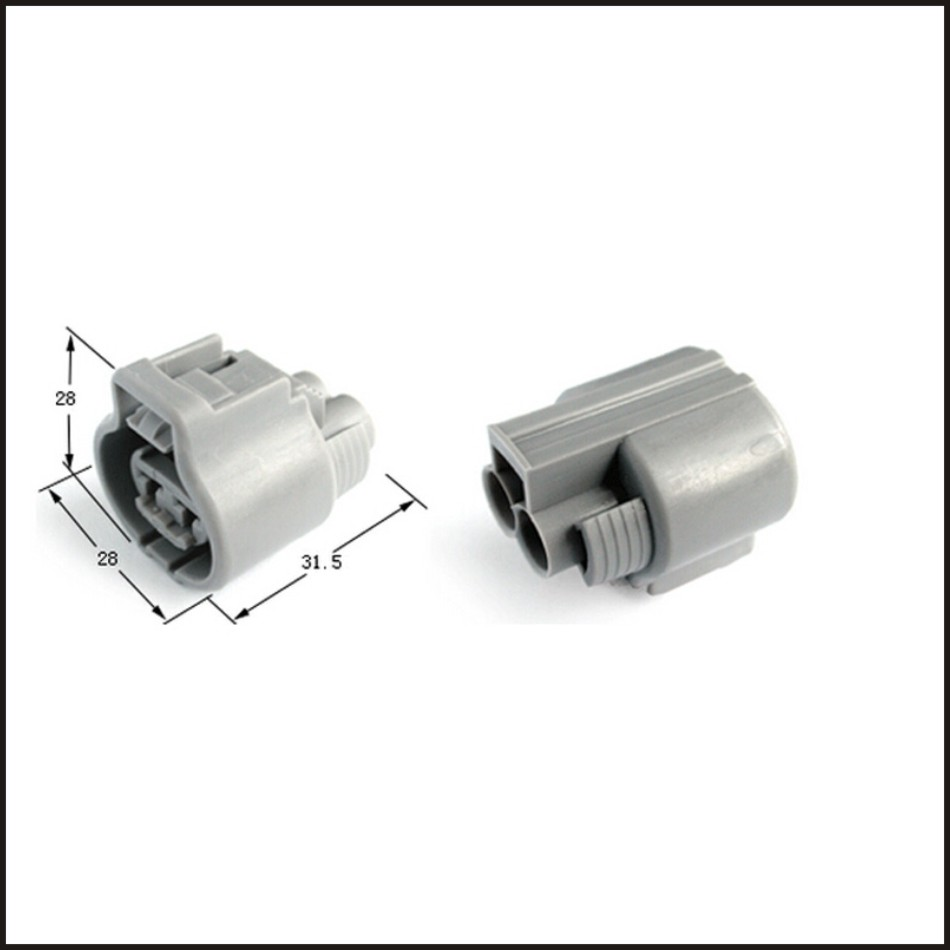 Buy Wire Connector Female Cable Male Fuse Box Terminal Pin Terminals 2 Plugs Sockets Seal Dj7021y 48 21 From Reliable