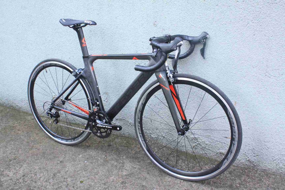 GIRDER 700C Carbon Fiber Road Bike Complete font b Bicycle b font Carbon Cycling BICICLETTA Road