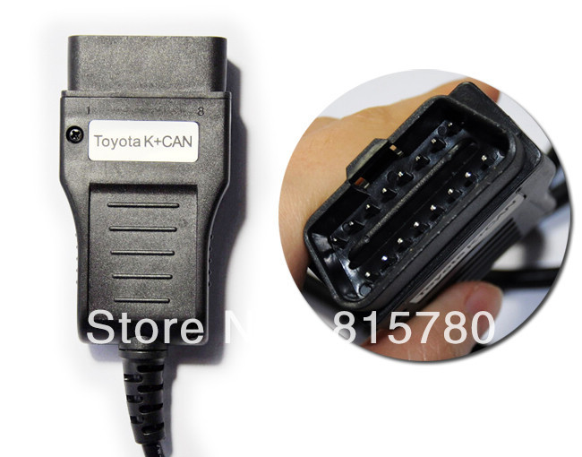 US $43 0  Wholesale Super Toyota K+CAN Commander 2 0 For Toyota / Lexus /  Scion Ecu Chip Tuning Flasher Diagnostic Tools free shipping on