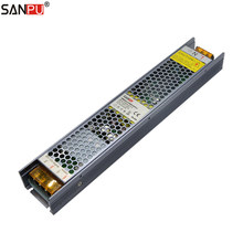 SANPU drivers gradateurs de LED 200 W 12 V 16A Triac 0-10 V 2in1 gradation 12VDC Mode de commutation alimentation 220 240 V AC-DC transformateur 12 volts(China)