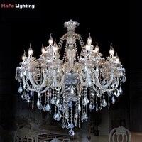 Modern Chandelier Lighting Crystal Chandelier Luxurious Top K9 Crystal Chandelier Modern Lights European Chandeliers Lighting