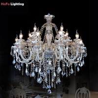 Modern Chandelier Lighting crystal chandelier Luxurious top K9 Crystal Chandelier modern lights European chandeliers lighting