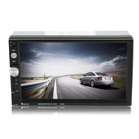 2 Din Car Radio MP5 Player 7inch HD Touch Screen With Digital Phone Stereo Radio FM