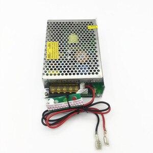 Image 2 - Fonte de alimentação, ups comutação da fonte de alimentação 120w 12v 24v com função de carga ac 110/220v carregador de bateria para dc 12v 24vdc, SC 120W 12V 24v