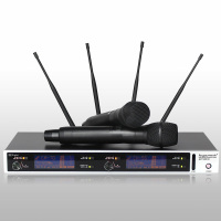 New Top Quality True Diversity Digital Wireless Microphone System Professional Performance Microphone Digital Pilot System