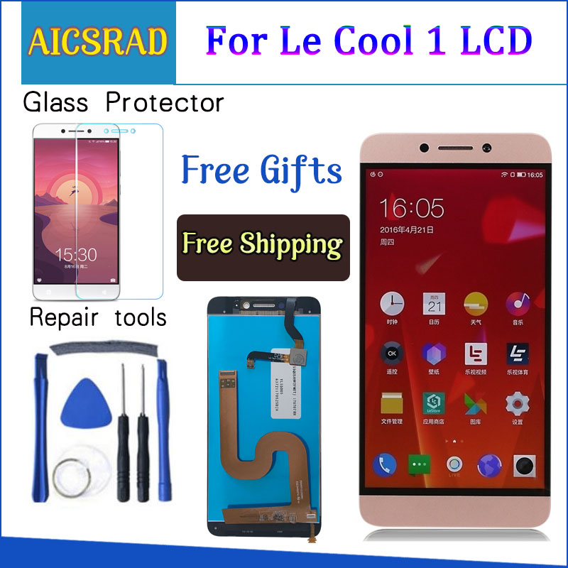AICSRAD LCD Display For Cool1 Dual C106 Touch Screen Digitizer Assembly Replacement For Letv Le LeEco Coolpad Cool 1(China)