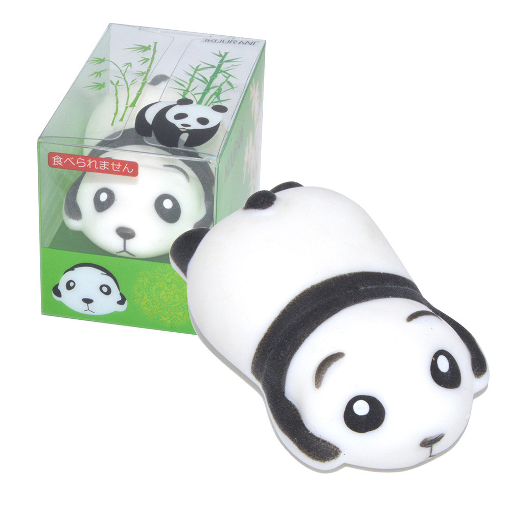 Exquisite Squishy Panda Baby Cream Slow Rising Cute Toys Stress Reliever Fun Toy For Adults Squeeze Anti Stress Home Decor JA11b