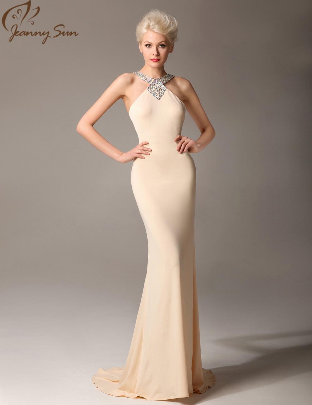 Aliexpress.com : Buy Jeanny Sun Beautiful Evening Dresses with ...