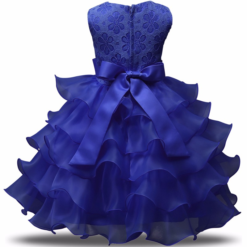 HTB15bXSblv0gK0jSZKbq6zK2FXaf Summer Tutu Dress For Girls Dresses Kids Clothes Wedding Events Flower Girl Dress Birthday Party Costumes Children Clothing 8T