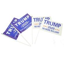 2019 New Trump 2020 Flag Donald Trump Flag Keep America Great Donald For President USA цены онлайн