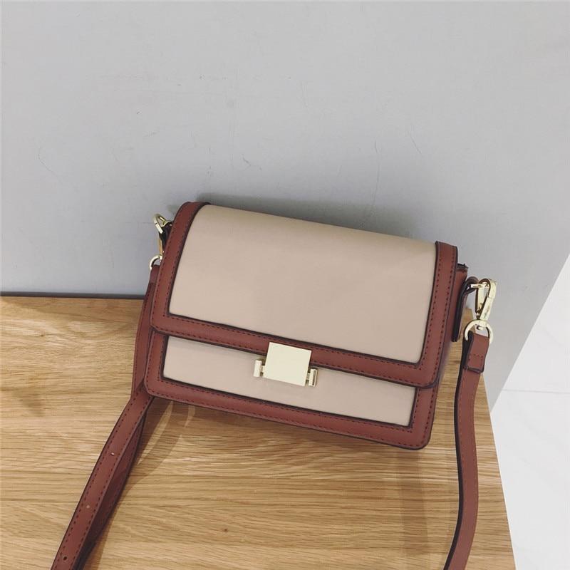 2018 Fashion Women Handbag Messenger Bags PU Leather Shoulder Bag Lady Crossbody Mini Bag Female2018 Fashion Women Handbag Messenger Bags PU Leather Shoulder Bag Lady Crossbody Mini Bag Female