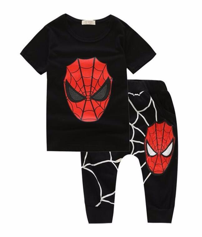HTB15bZBRpXXXXakXXXXq6xXFXXXa - Boy's Cool Spring/Summer 3 Piece Set - Coat, Pants, and T-Shirt - Spider Man Design