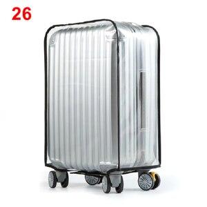 Suitcase Cover PVC Waterproof
