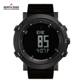 NORTH EDGE Men Sport Watch Altimeter Barometer Compass Thermometer Pedometer Calorie Hand Clock Digital Watches  1