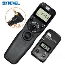 Pixel TW 283 E3 – minuterie de contrôle sans fil, pour Canon EOS 1300D 1200D 1100D 1000D 760D 750D 700D 650D 600D 550D 500D 450D 400D