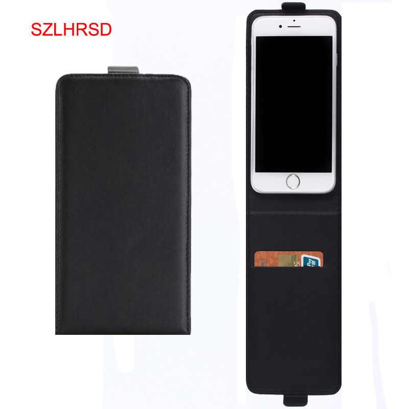 SZLHRSD pour Vivo Z10 Z1i Y85 Y83 Y81 Y75S Y71 étuis housse de téléphone Mobile Fundas pour Vivo NEX X21i étui rabattable haut et bas