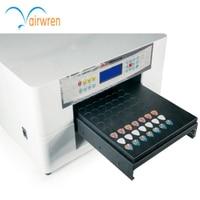 Impressora uv do leito tem o sistema de proteção inteligente perfeito