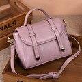 Women's Genuine Leather  Messenger HandBag Cross Body Leather Lady Bag, 2016 fashion shoulder cross body handbag
