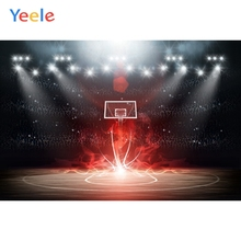 Yeele Wallpaper Basketball Game Poster Intense Photography Backdrops Personalized Photographic Backgrounds For Photo Studio