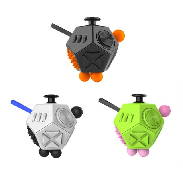 Nueva Fidget Cubo Juguetes para La Muchacha Niños Cubo Mágico 3x3x3 regalo de La Primera Hornada de La Venta Mejor Antiestrés Cubo juguete