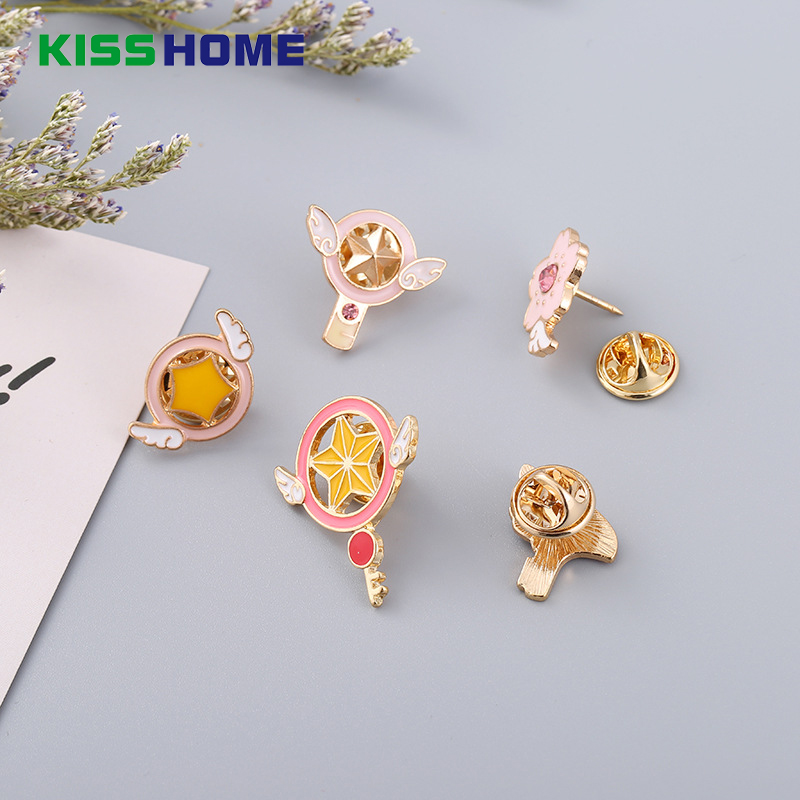 Spirited Cute Mini Dinosaur Brooches Button Pins For Women Women Kids Jacket Collar Badge Animal Jewelry Wholesale New Year Gifts Jewelry & Accessories Jewelry Sets & More