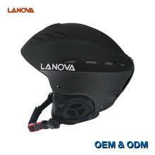 ФОТО LANOVA  Professional Adult Ski Helmet Man Woman Skating/Skateboard Helmet Multicolor Snow Sports Helmets W-205 With 2 Size
