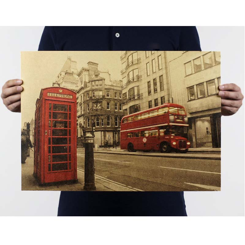 Фильм ретро постер винтажный аниме автомобиль плакаты и принты кофе кухня гостиная декоративная живопись крафт-бумага наклейки на стену - Цвет: 02