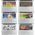 Newest Waterproof US Layout Keyboard Protector Cover Skin for MacBook Pro 13 15 17 Retina & Mac Air 13 inch Print Pattern
