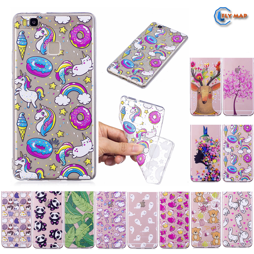 Fitted Case for Huawei P9 Lite P9Lite VNS-L21 VNS-L31 TPU Silicone Cover Phone Case for Huawei P 9 lite VNS L21 L22 L31 L53 Capa