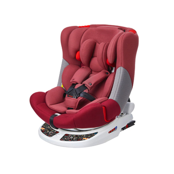 Child safety seat 0-12 years old car with car isofix interface newborn baby sitting
