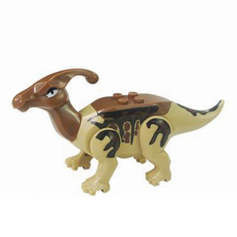 ZxZ Triceratops DIY Blocks Dinosaurs Tyrannosaurus Rex Flighter Mini Figure Toy