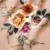 Aproms Boho Cópia Floral Ruffles Playsuit Mulheres Elegante Outono Branco Decote Em V Profundo Macacão Macacões Sexy Cool Girls Curto Geral