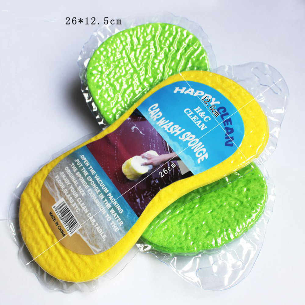 CARPRIE Hot Hoge Schuim Multipurpose Cleaner Tool Car Cleaning Clean Wash Wassen Spons Car Cleaning tools a27
