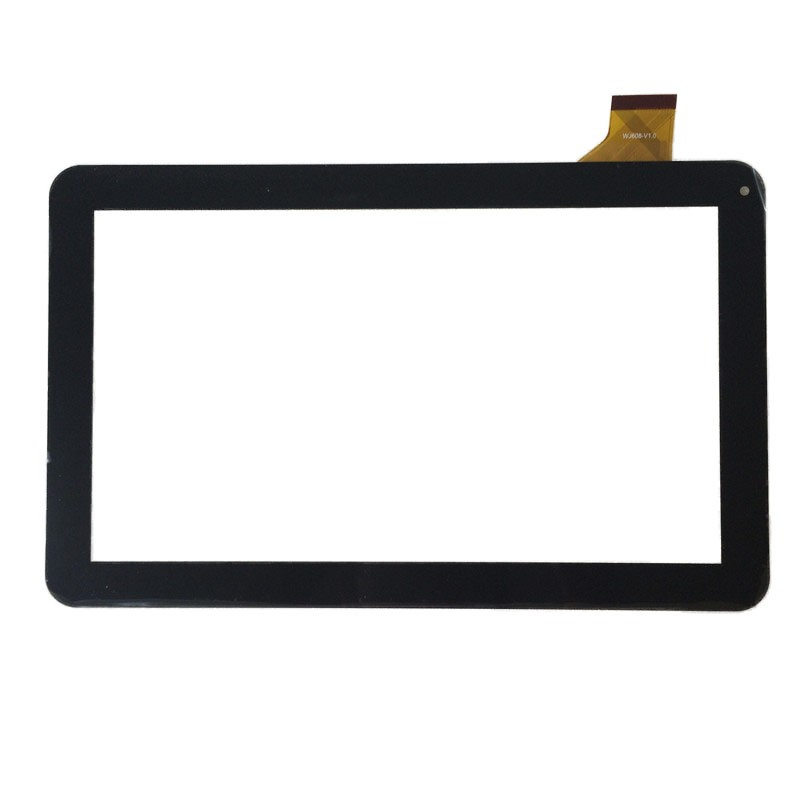 New 10.1 inch Digitizer Touch Screen Panel glass For Oysters T12 3G (P/N:YCF0464-A) tablet PC Free shipping 10 1inch ycf0464 a ycf0464 for oysters t12 t12d t12v 3g tablet pc external capacitive touch screen capacitance panel