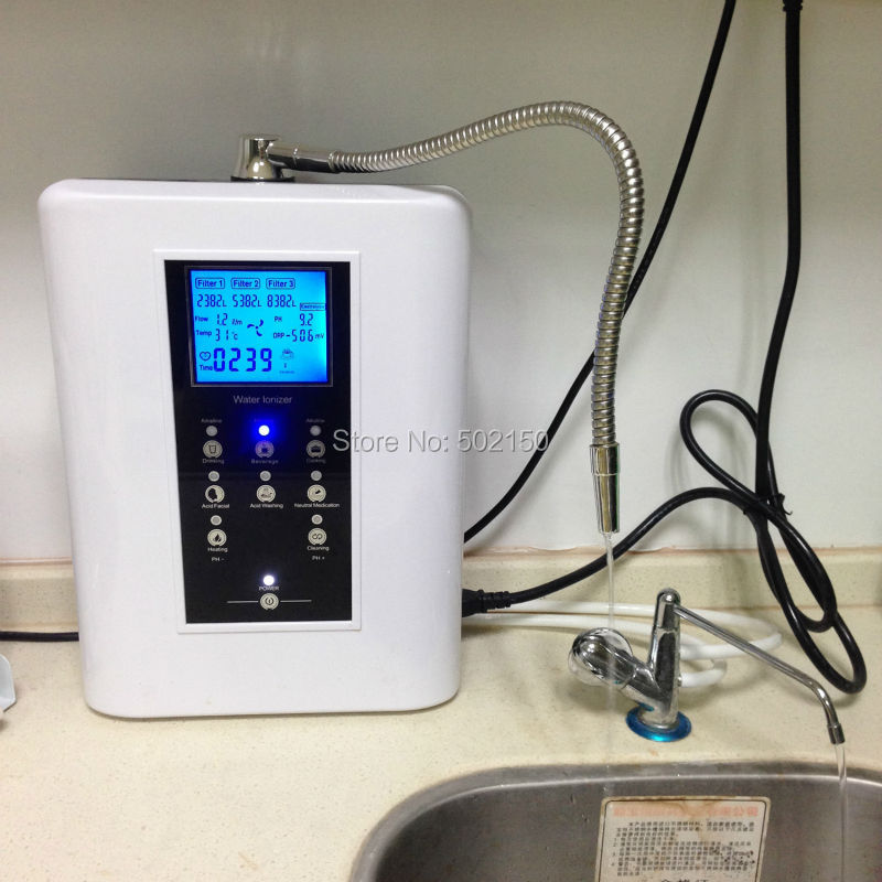 220V only ,EMS ship to Brazil ,OH-806-3H alkaline water machine for sell