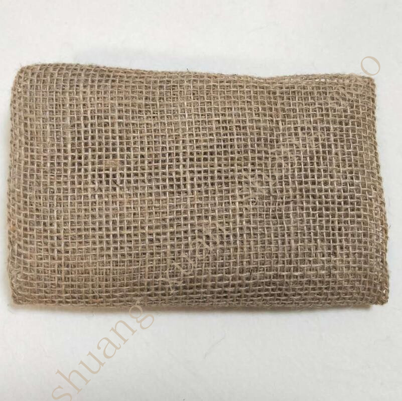 75*50cm  Newborn Photography Blanket Newborn Photography Props Photography Background Fabric Jute