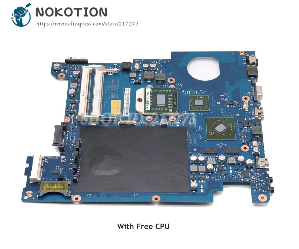 NOKOTION For Samsung NP-R425 R425 Laptop Motherboard HD7400M BA41-01488A BA41-01489A BA92-07830B BA92-07830A BA92-07594ANOKOTION For Samsung NP-R425 R425 Laptop Motherboard HD7400M BA41-01488A BA41-01489A BA92-07830B BA92-07830A BA92-07594A