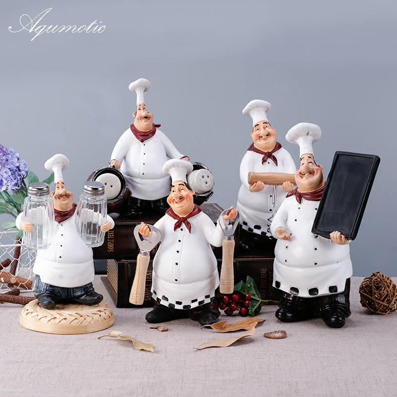 Aqumotic Multifunctio Fat Chef Decor Creative Party Chef