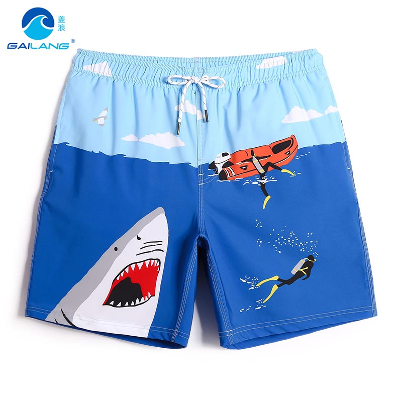 Men's   board     shorts   bathing suit navy swimsuit surfboard joggers hawaiian bermudas plavky sexy swimwear beach   shorts   mesh liner