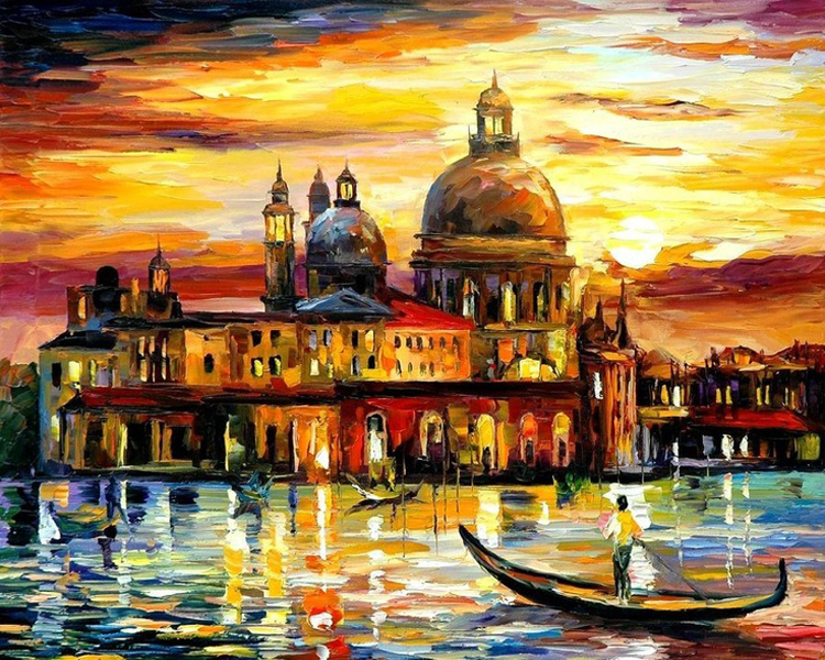 картинки города красками ношу одну